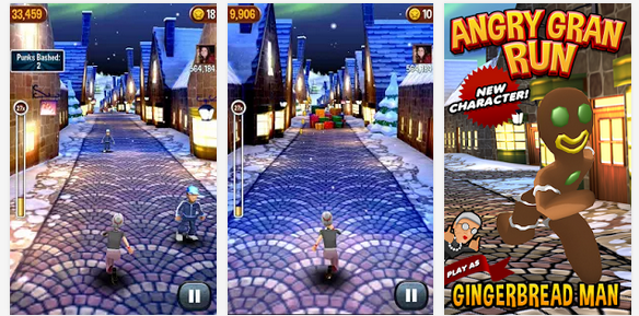Angry Gran Run - Running Game v1.8 Mod Apk, with unlimited ...