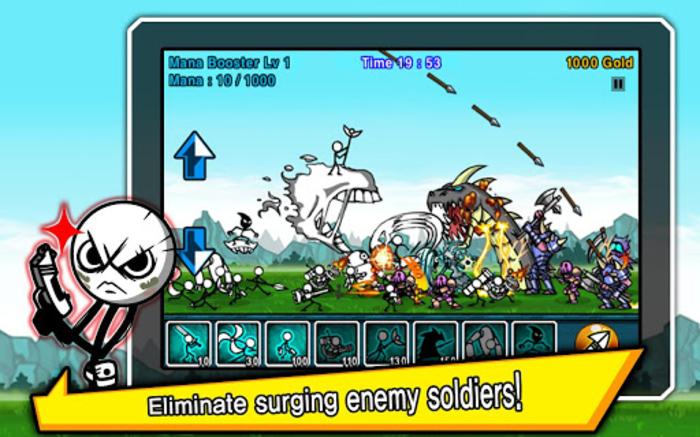 Download cartoon wars 2 mod apk unlimited money pc